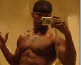 Jamie Foxx Black Celeb Superstar Nude Self Pics
